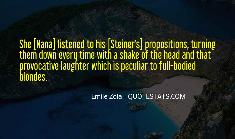 Laughter Is The Quotes #80921