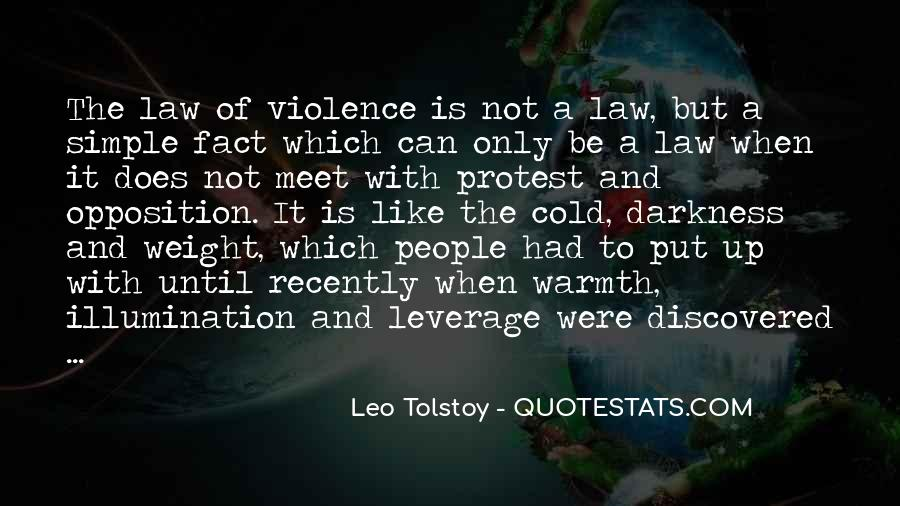 Law Of Leverage Quotes #962342