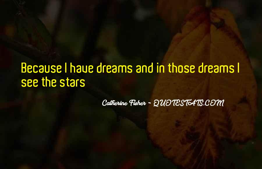 Quotes About Dreams Stars #1032258