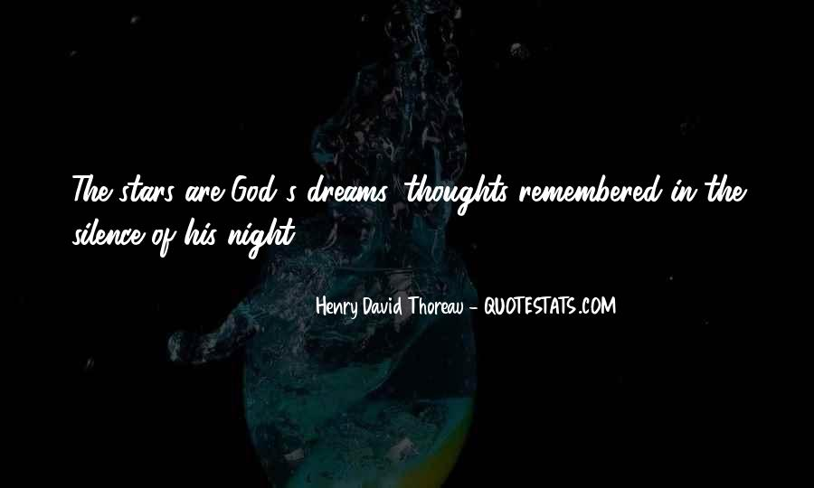 Quotes About Dreams Stars #1171045