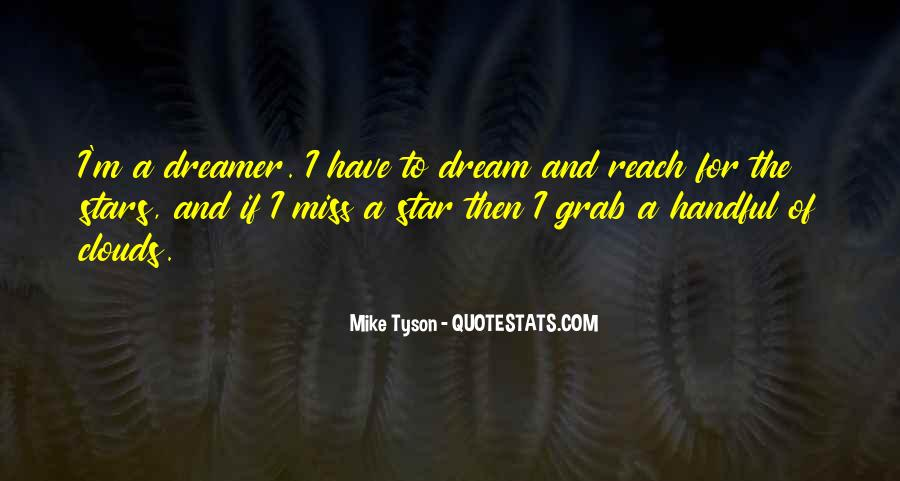 Quotes About Dreams Stars #1435830