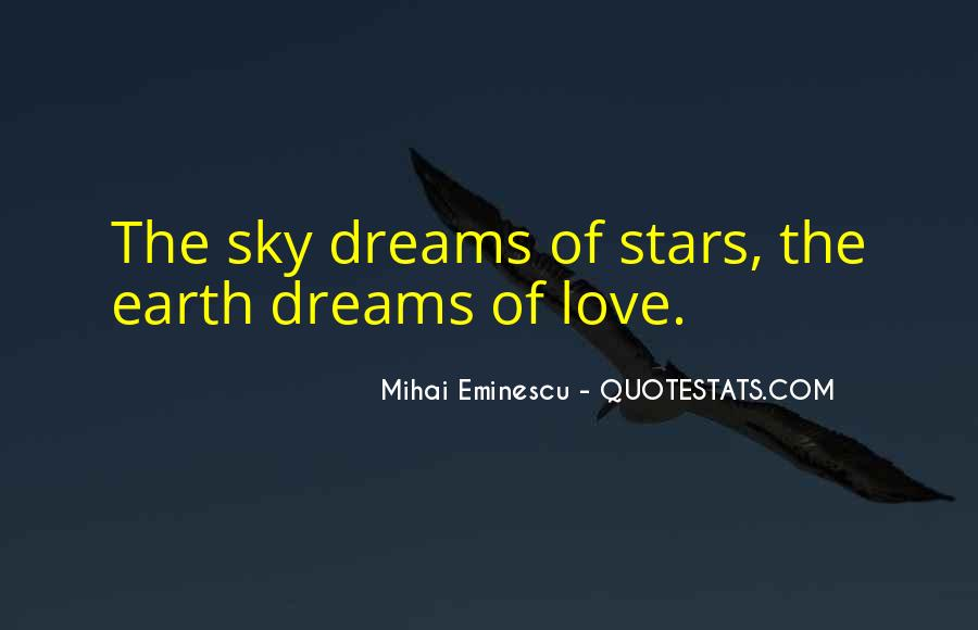 Quotes About Dreams Stars #1531864