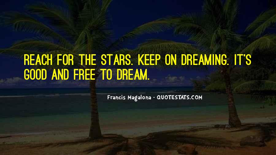 Quotes About Dreams Stars #1679322