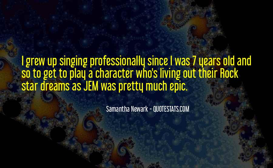Quotes About Dreams Stars #291904