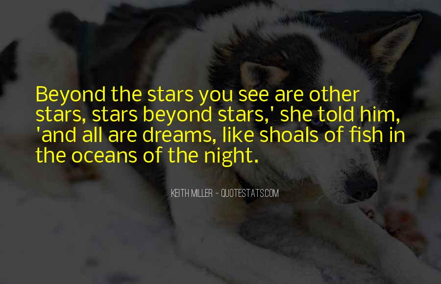 Quotes About Dreams Stars #370604