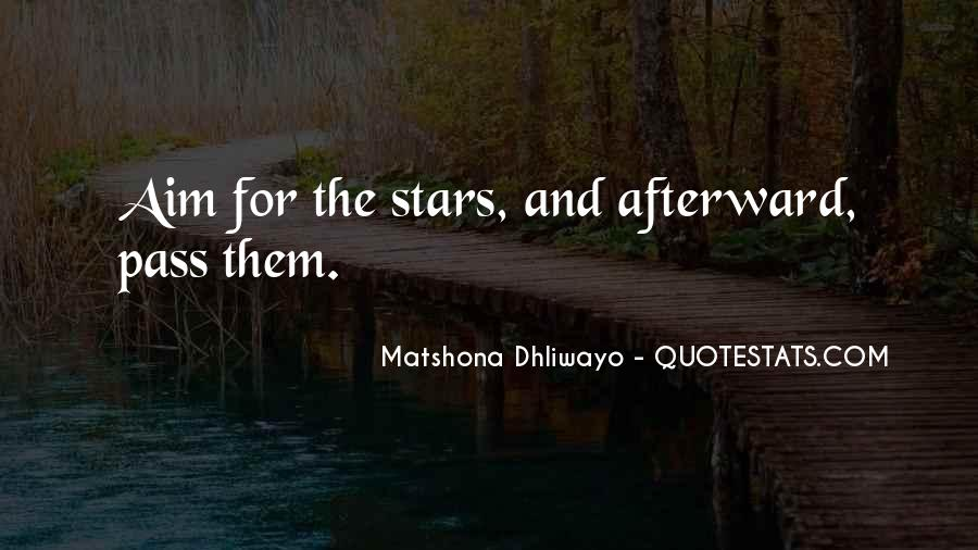 Quotes About Dreams Stars #498591