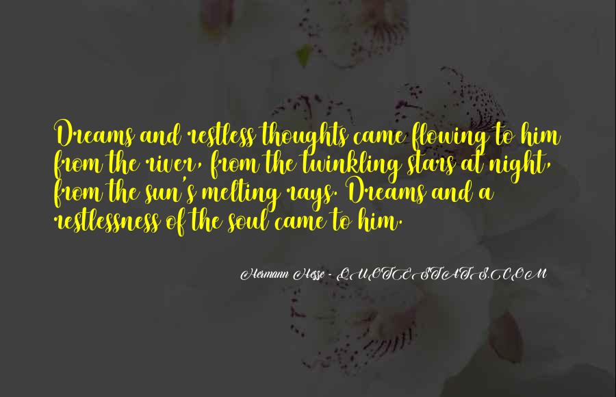 Quotes About Dreams Stars #784934