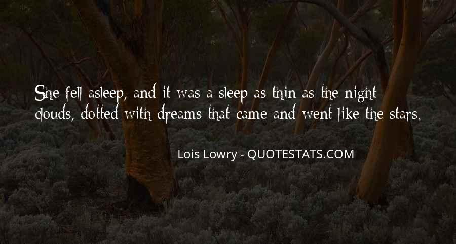 Quotes About Dreams Stars #805173