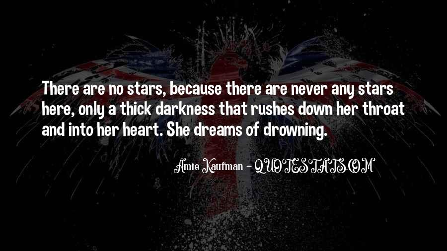 Quotes About Dreams Stars #811793