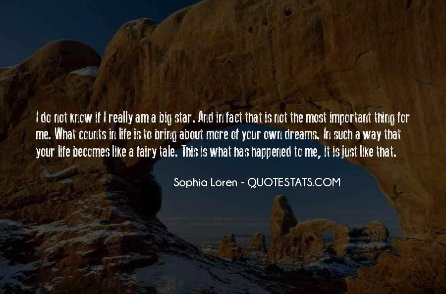 Quotes About Dreams Stars #976449