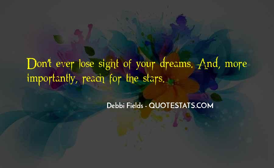 Quotes About Dreams Stars #984840