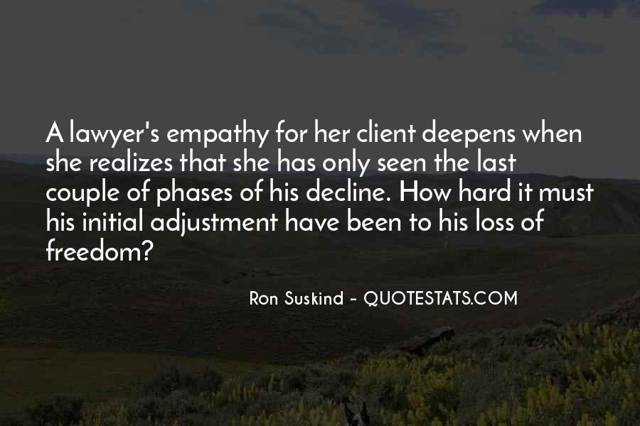 Lawyer Client Quotes #1125850