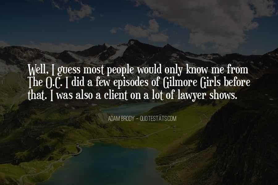Lawyer Client Quotes #1488812
