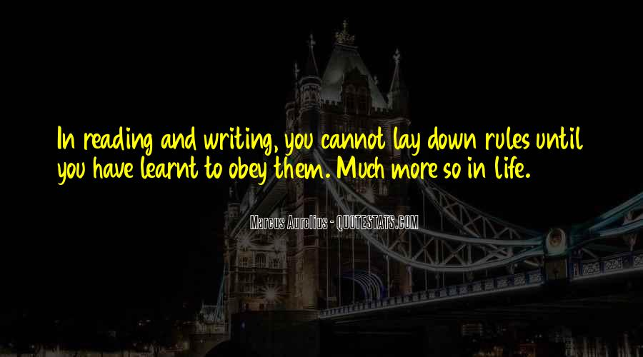 Lay Down Your Life Quotes #1015287