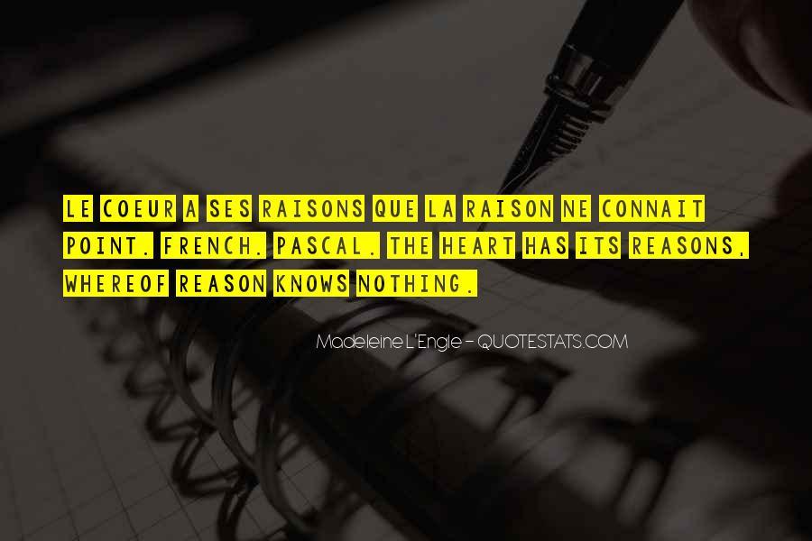 Le Coeur Quotes #956774