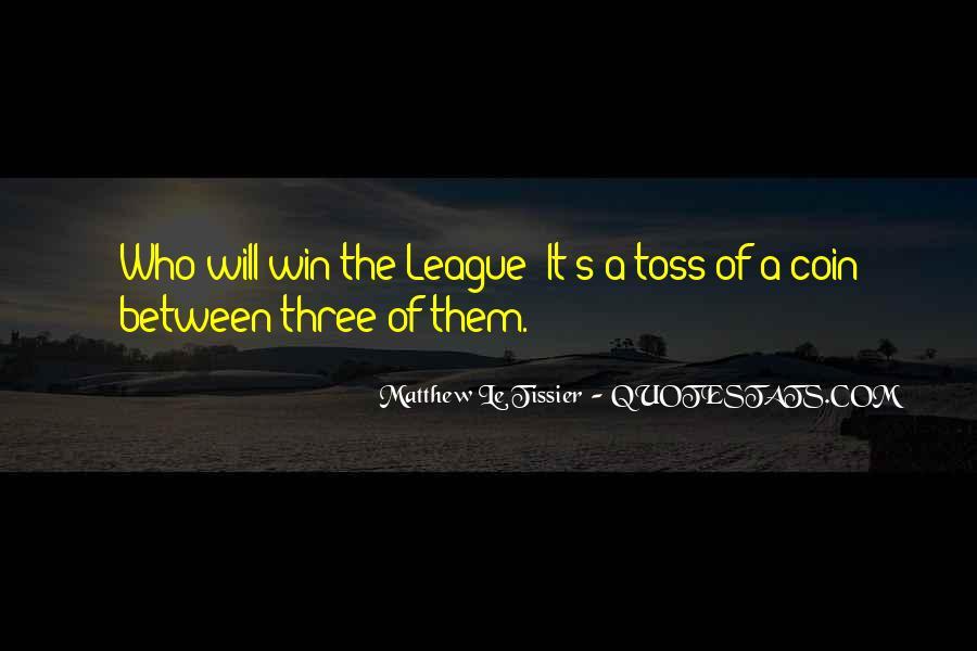 Le Tissier Quotes #818241