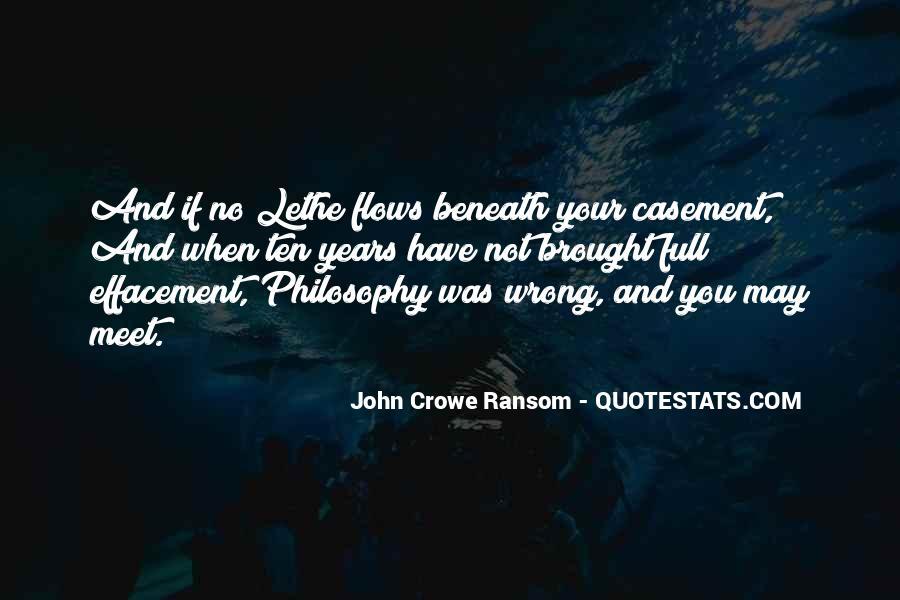 Le Trou Quotes #426127