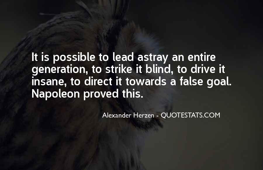 Lead Astray Quotes #1281522