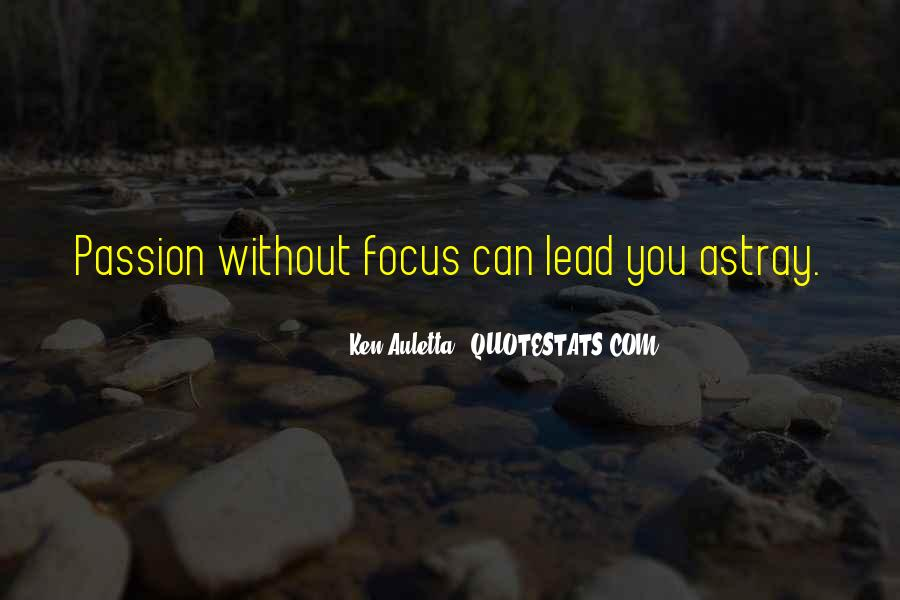 Lead Astray Quotes #1821471