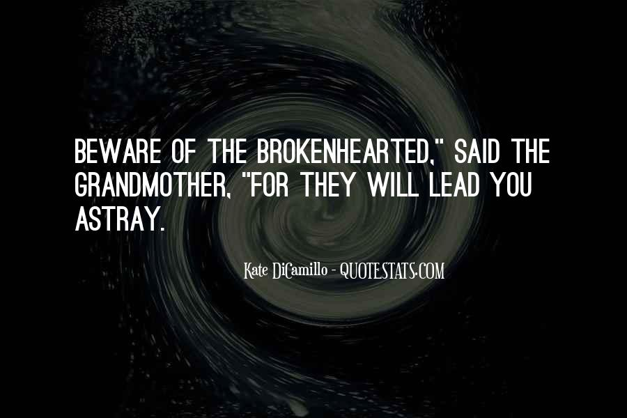 Lead Astray Quotes #264800