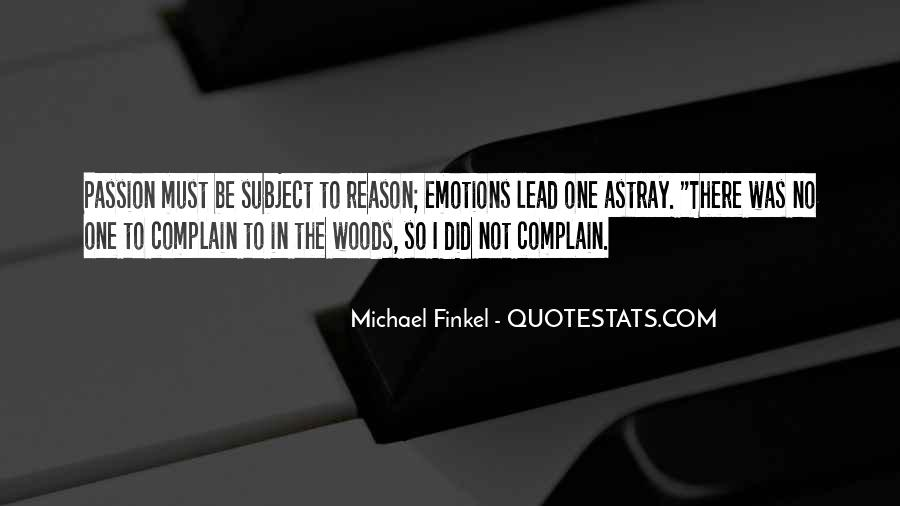Lead Astray Quotes #563776