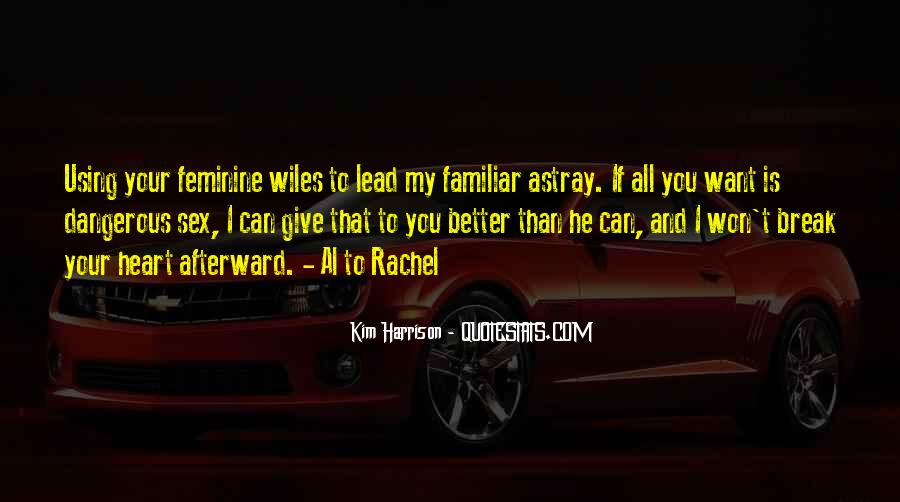 Lead Astray Quotes #976109