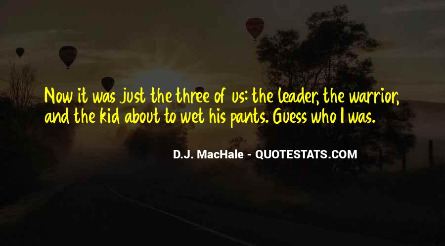 Leader In Me Kid Quotes #1038208