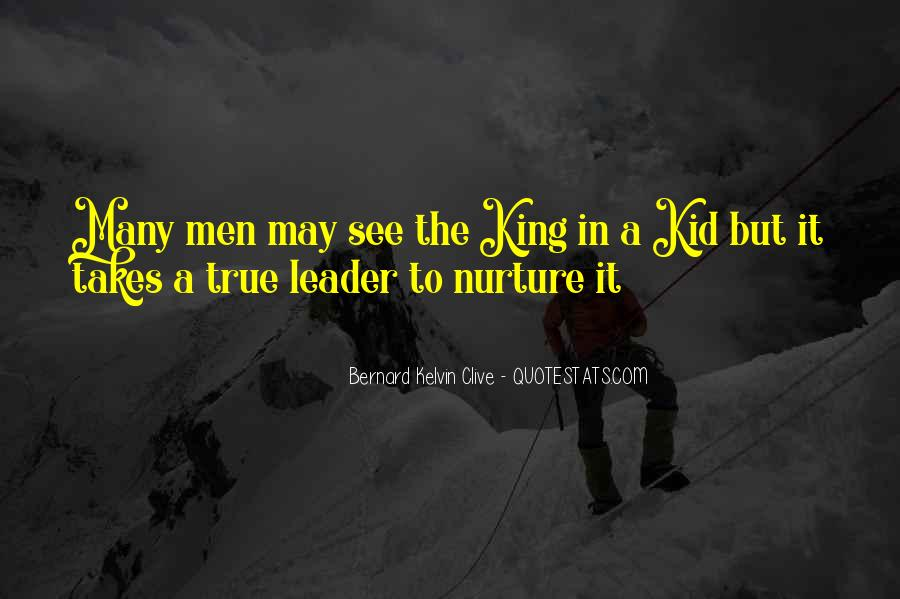 Leader In Me Kid Quotes #702856