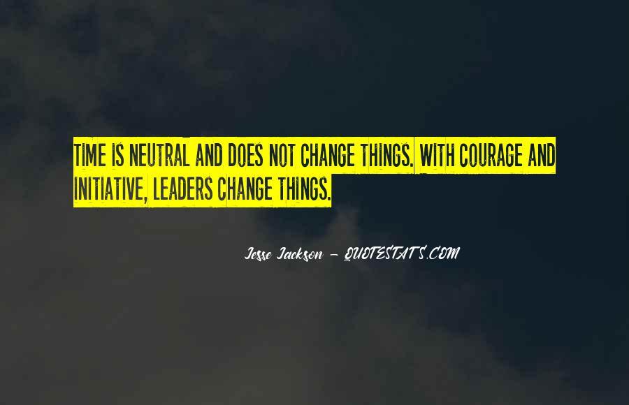 Leadership Initiative Quotes #640519