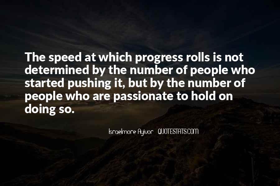 Leadership Personal Development Quotes #100275