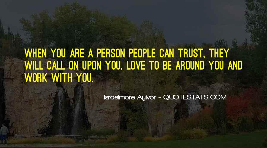 Leadership Personal Development Quotes #1217676