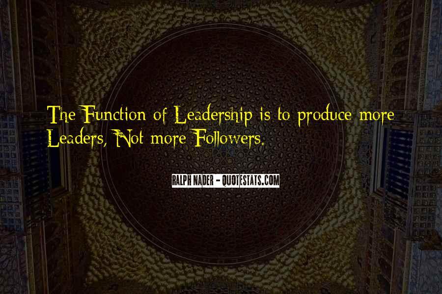 Leadership Personal Development Quotes #1372764