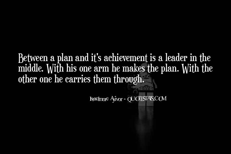 Leadership Personal Development Quotes #1384191
