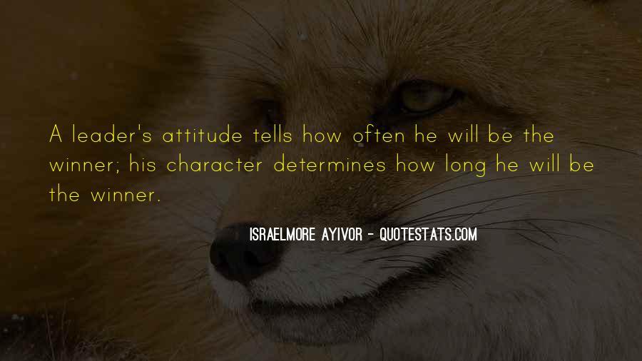 Leadership Personal Development Quotes #1618932