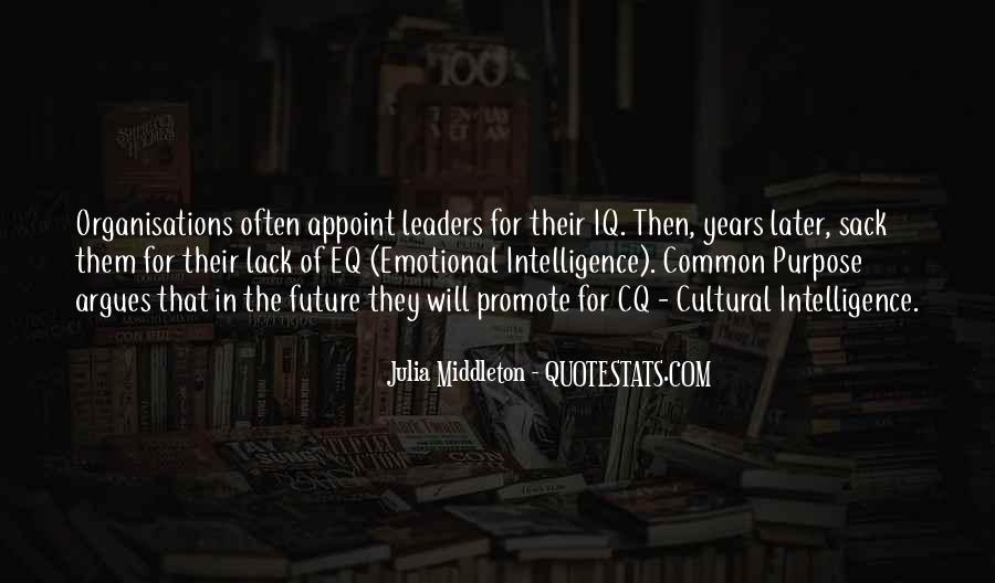 Leadership Personal Development Quotes #1749013