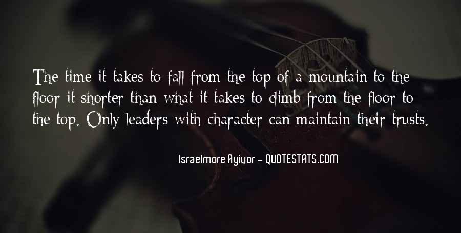Leadership Personal Development Quotes #191053