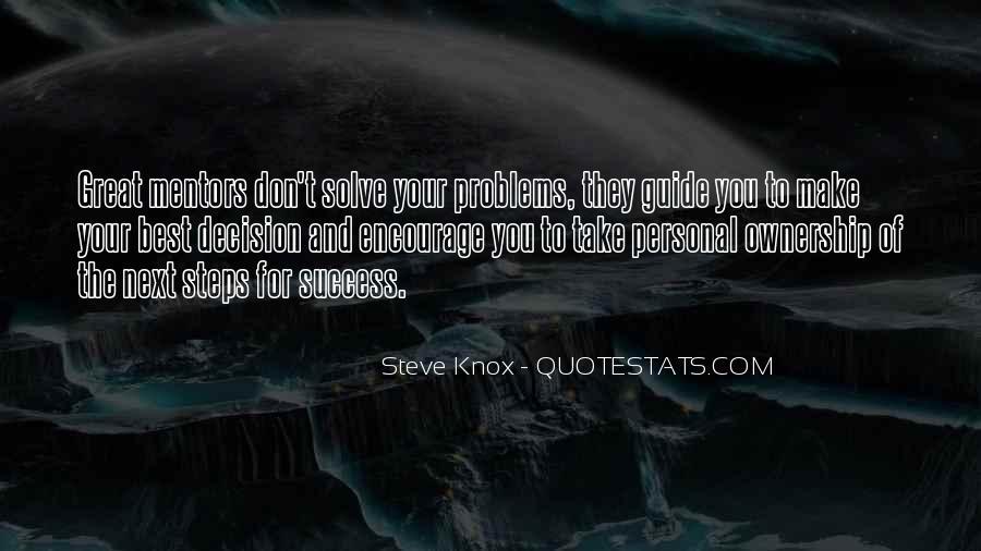Leadership Personal Development Quotes #220291