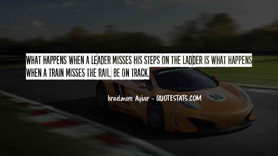 Leadership Personal Development Quotes #55673