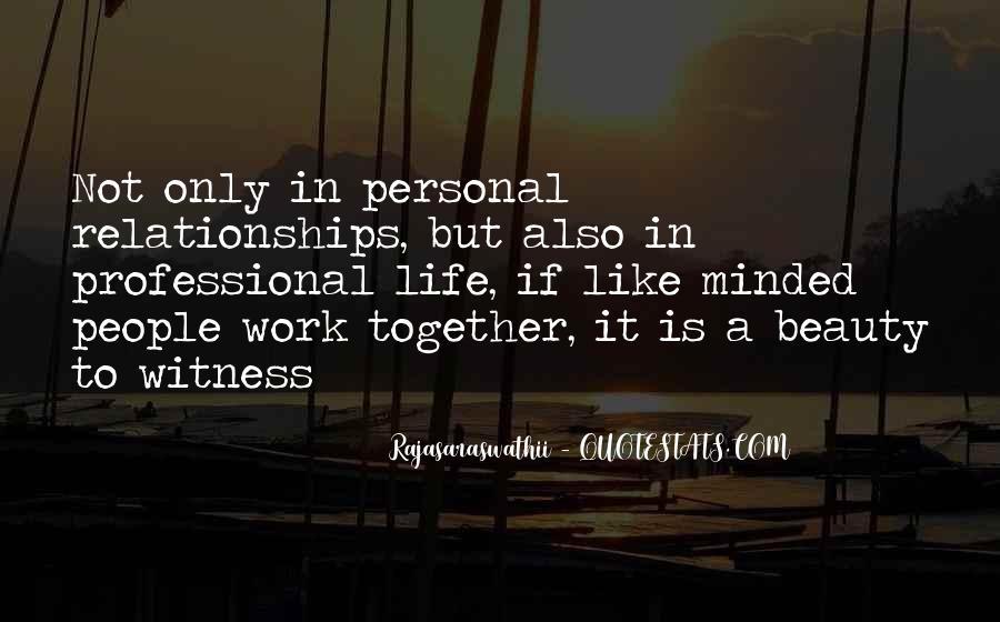 Leadership Personal Development Quotes #628953