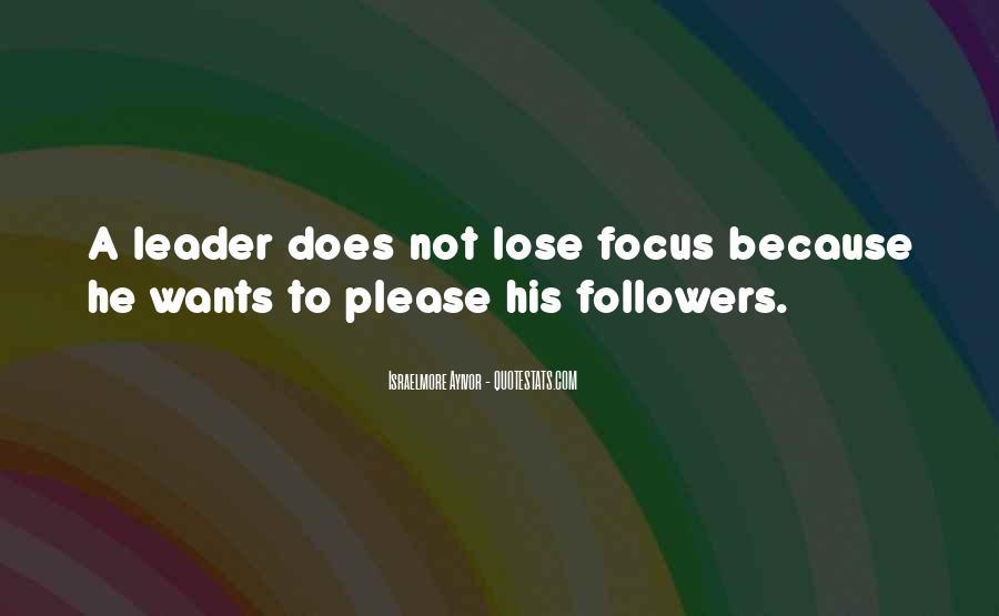Leadership Personal Development Quotes #935789