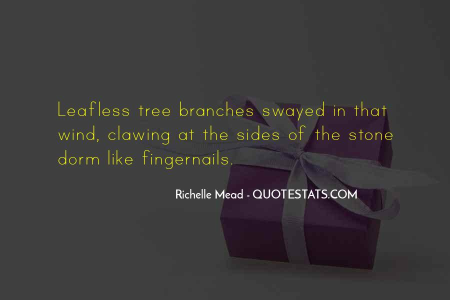 Leafless Tree Branches Quotes #1096459