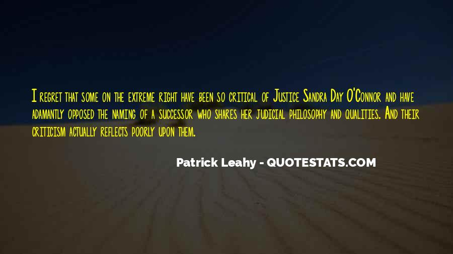 Leahy Quotes #1047834