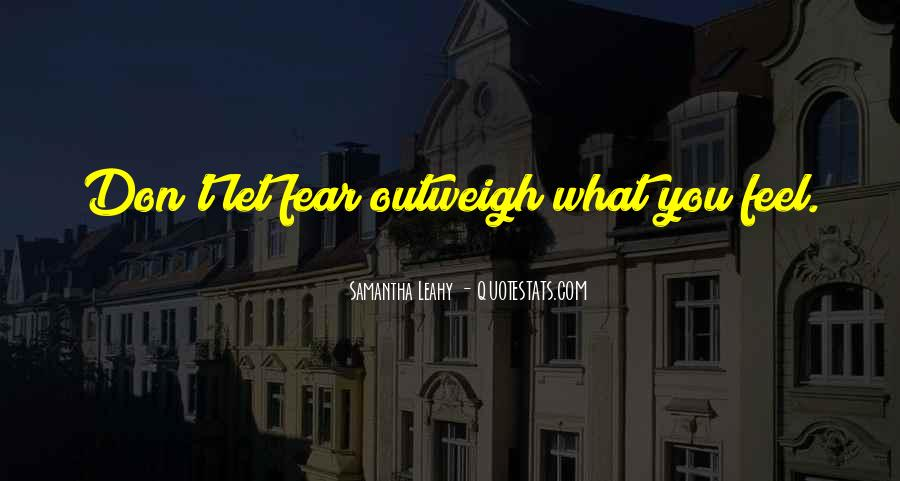 Leahy Quotes #696464