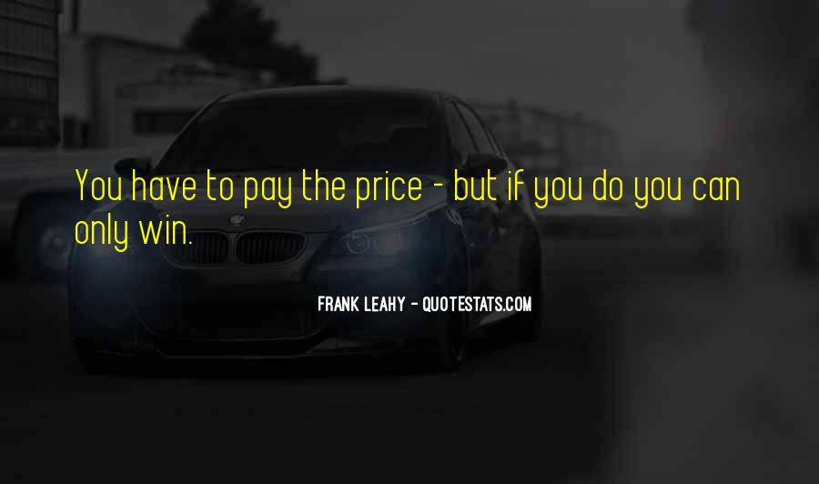 Leahy Quotes #782444