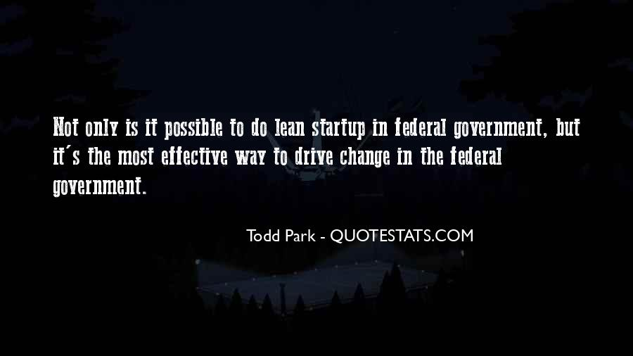 Lean Startup Quotes #1161783