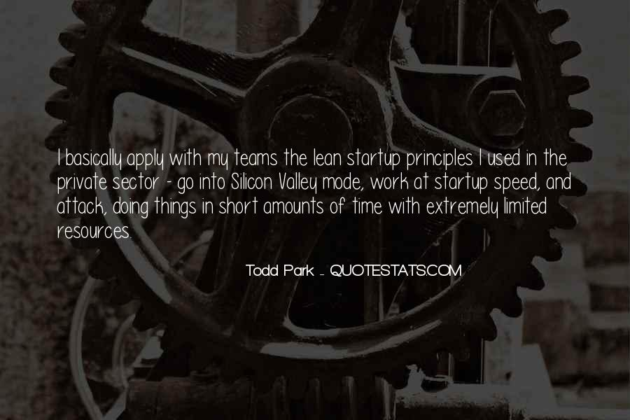 Lean Startup Quotes #17841
