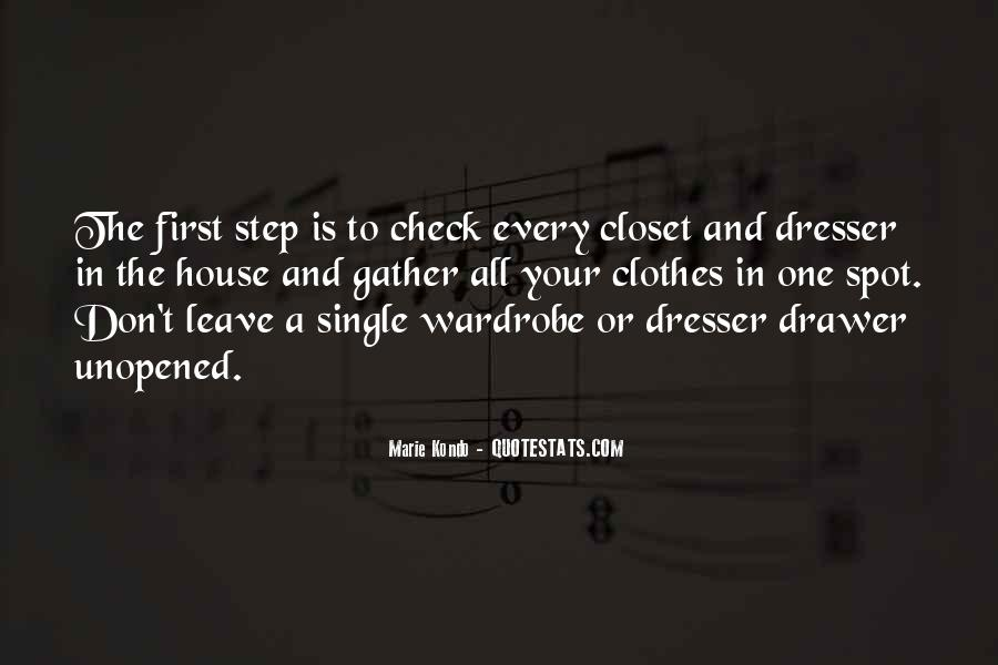 Quotes About Drawer #265468