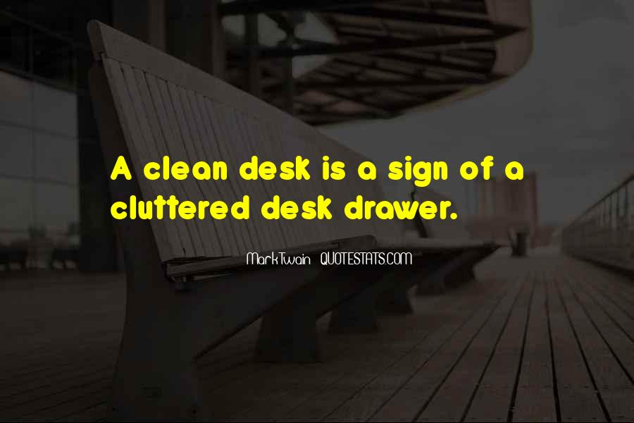 Quotes About Drawer #98475