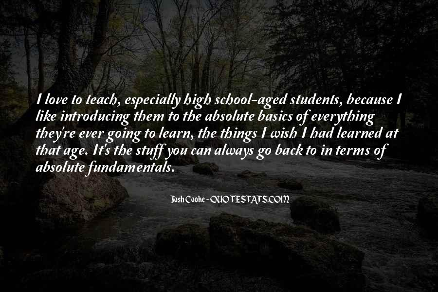 Learn Everything You Can Quotes #1179570