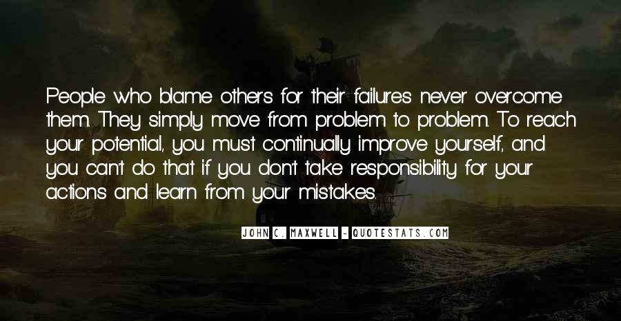 Learn From Others Mistakes Quotes #1202076